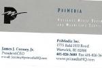 Jm Cooney, PriMedia, Inc.