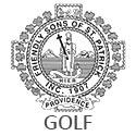 Annual Golf Tournament/Tee Sign